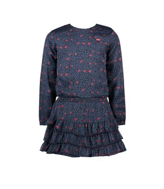 Sophie dots & hearts dress