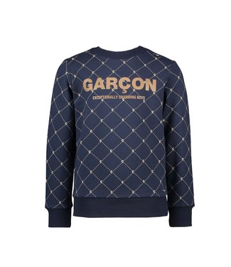 Oliver sweater - Navy