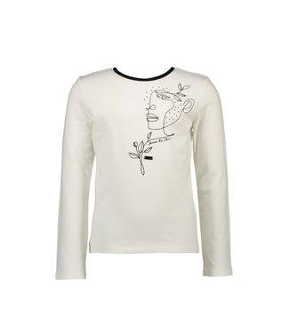 Nora line-art t-shirt