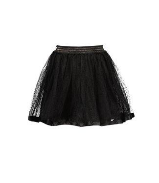 Taylor velvet dots petticoat
