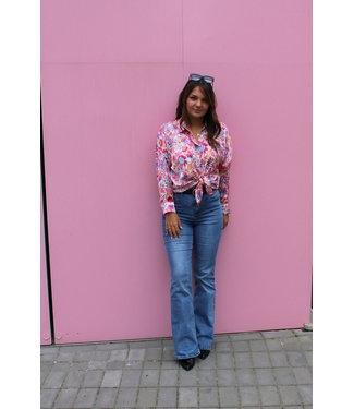 Verona flared jeans