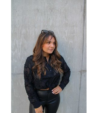 Lucia blouse - zwart