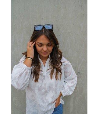 Melania blouse