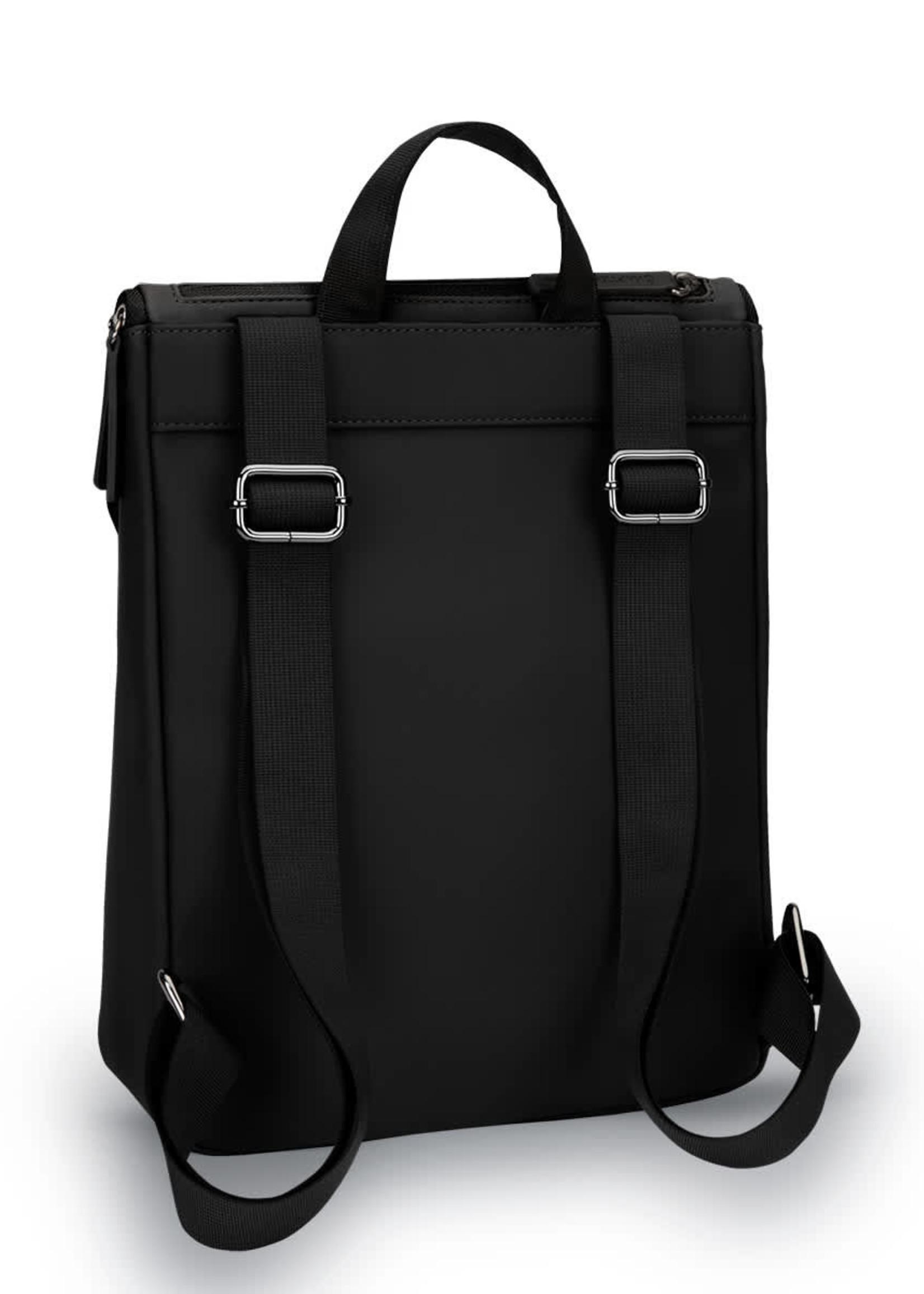 Kapten & Son Vallen All Black Backpack