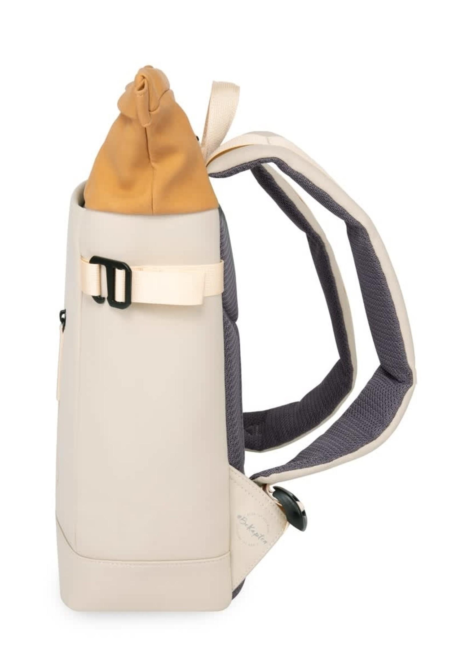 Kapten & Son Aarhus Cream Amber Backpack