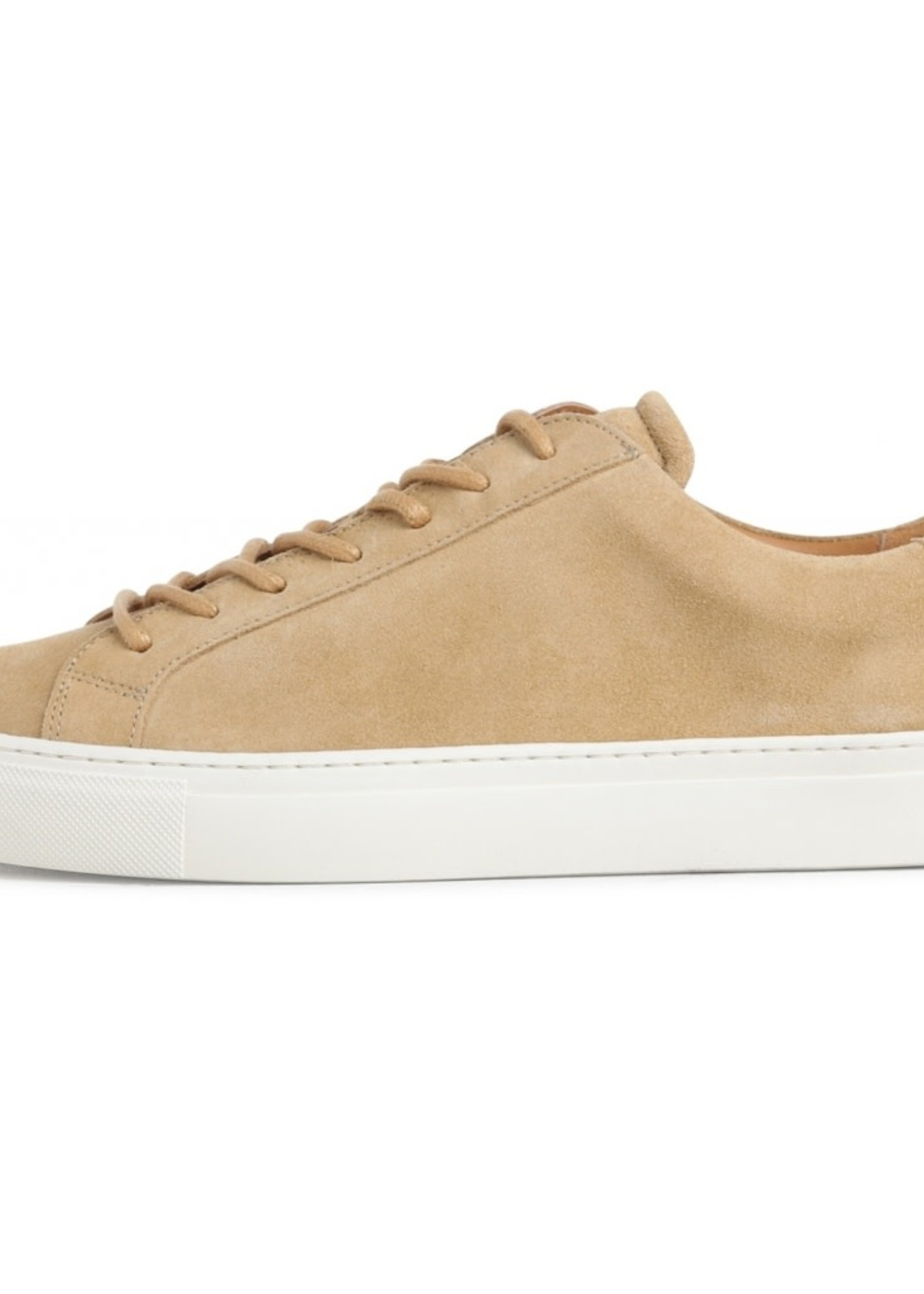 Garment Project Type Lux - Light Mustard Suede