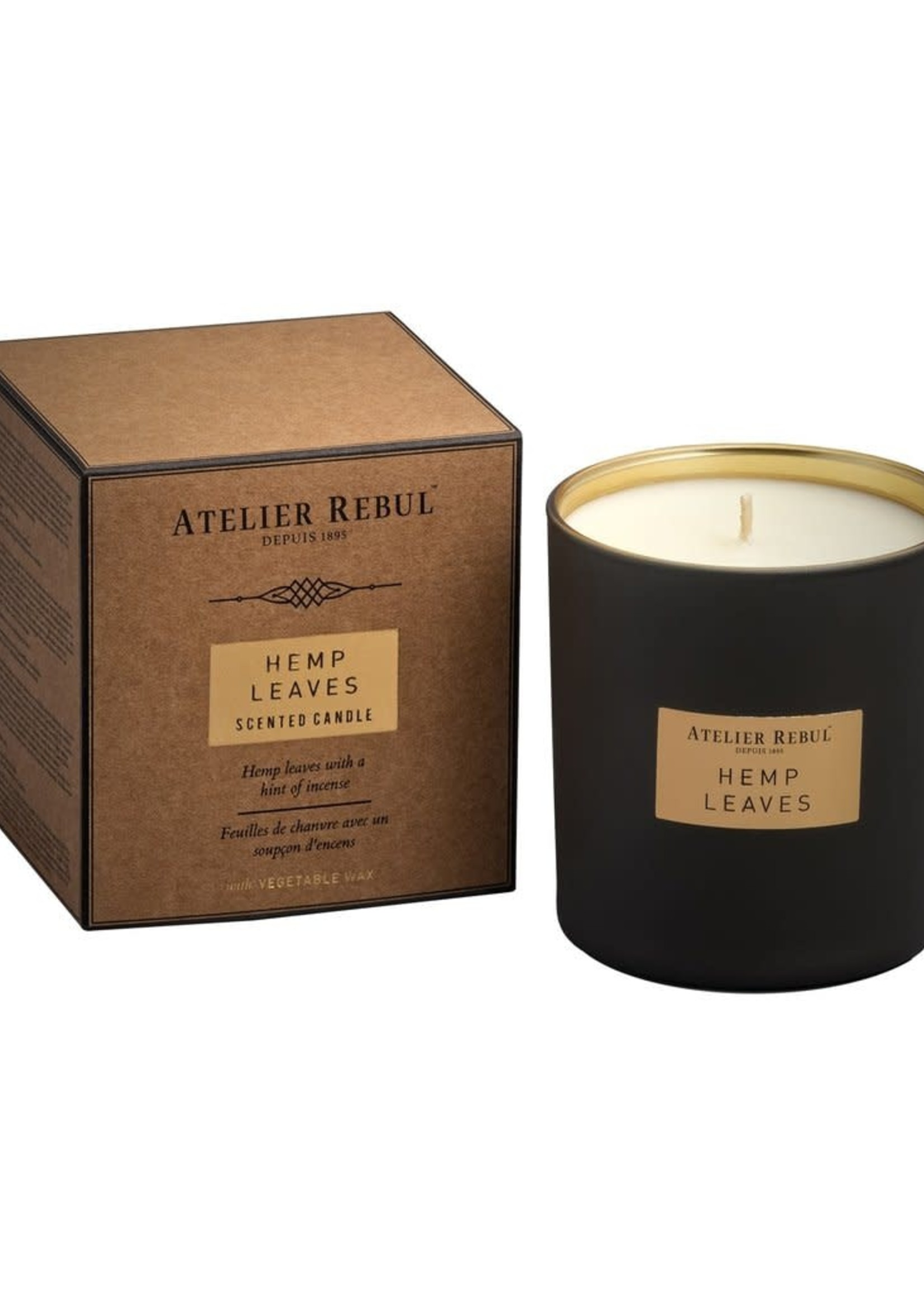 Atelier Rebul Hemp Leaves Scented Candle 210gr