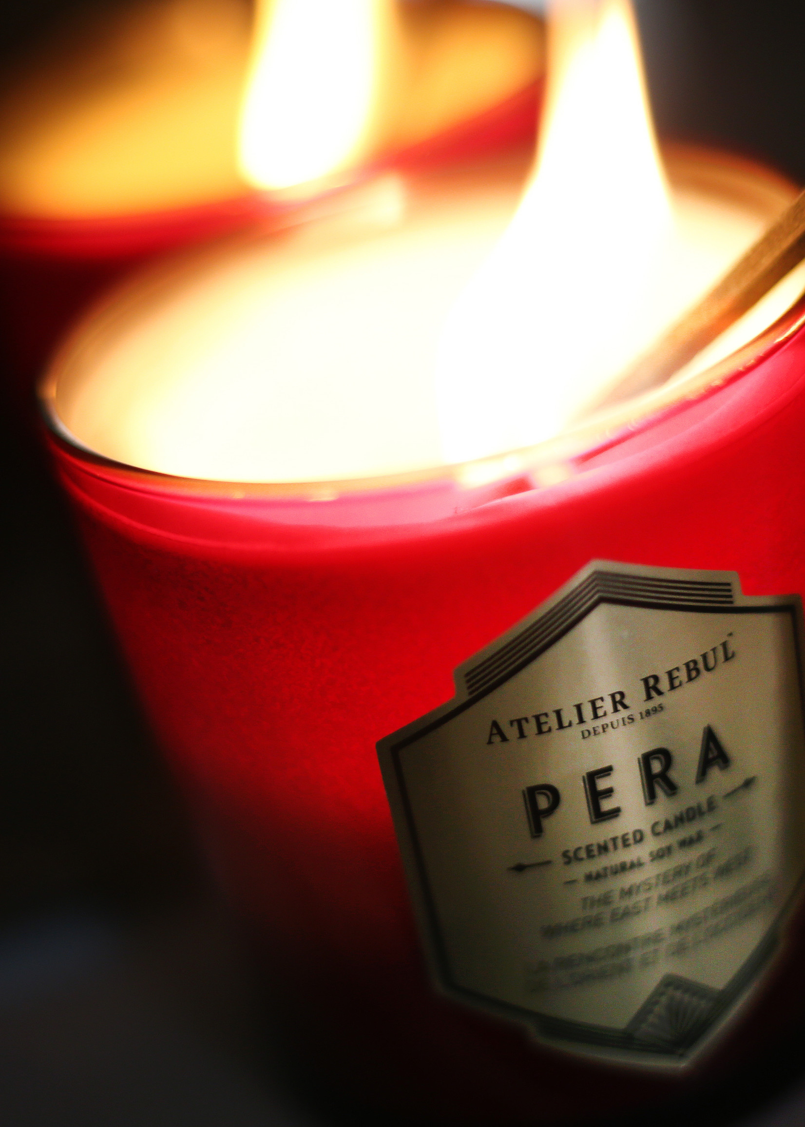 Atelier Rebul Pera Scented Candle 210 gr