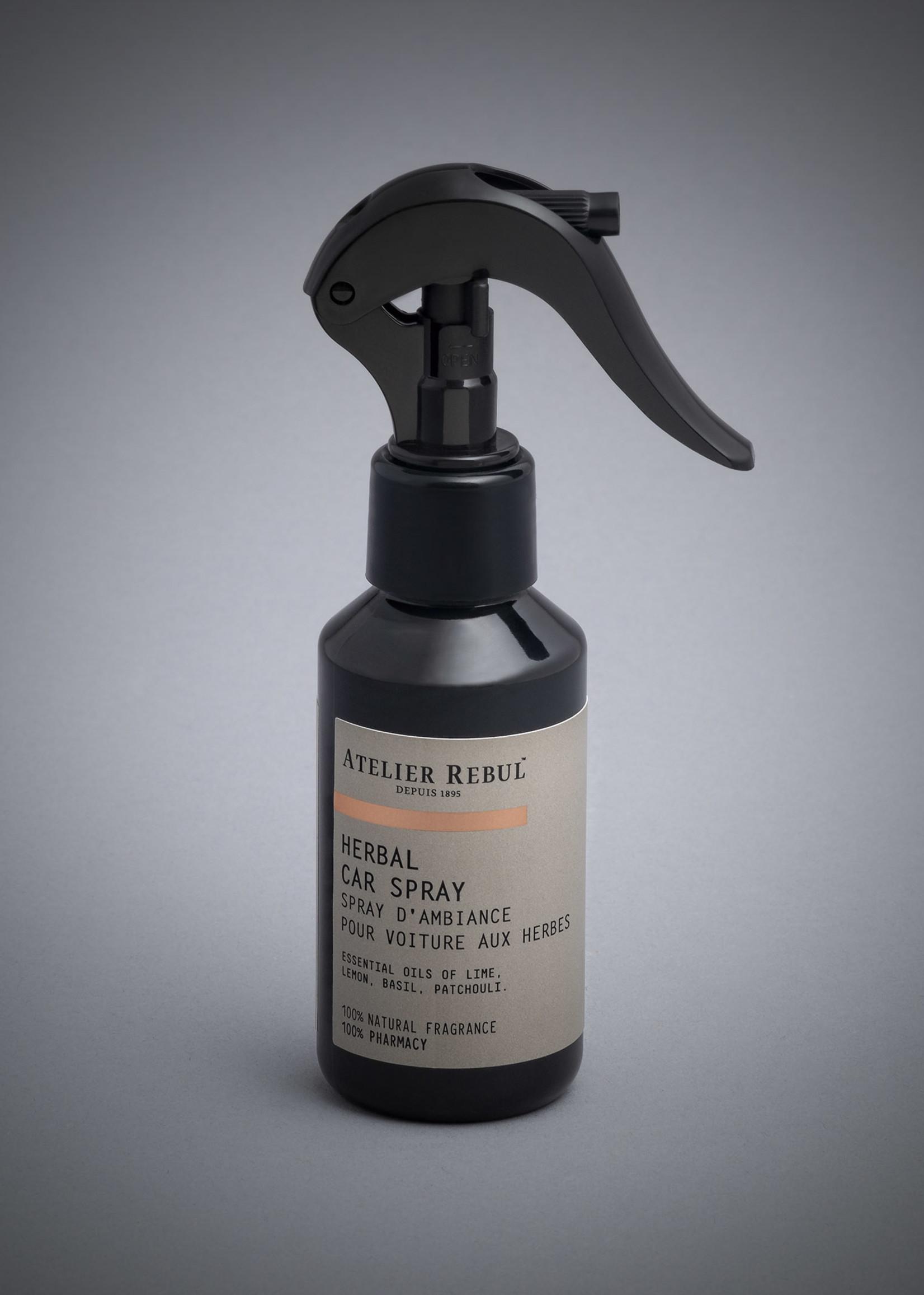 Atelier Rebul Pharmacy Herbal Car Spray 100ml