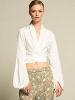 Iconic27 Knot Blouse