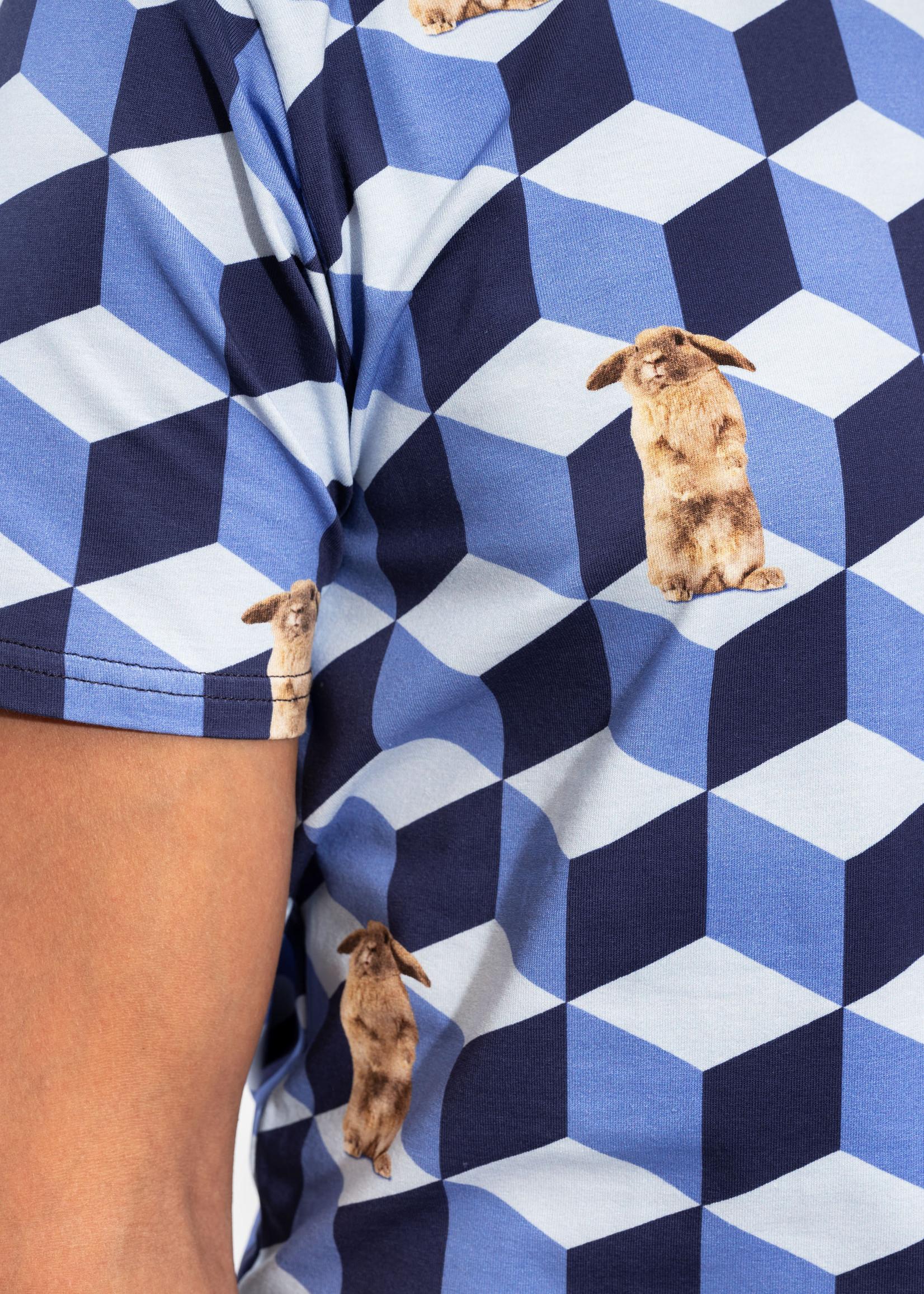 Snurk Bunny Blocks T-shirt Uni