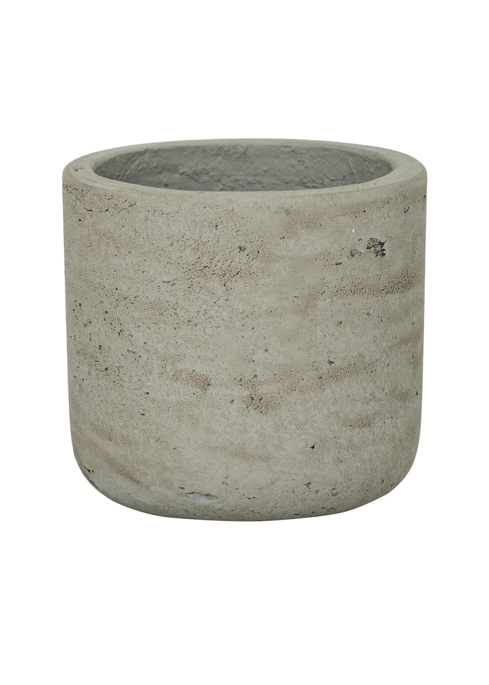 Potterypots Charlie XXXS Grey Washed