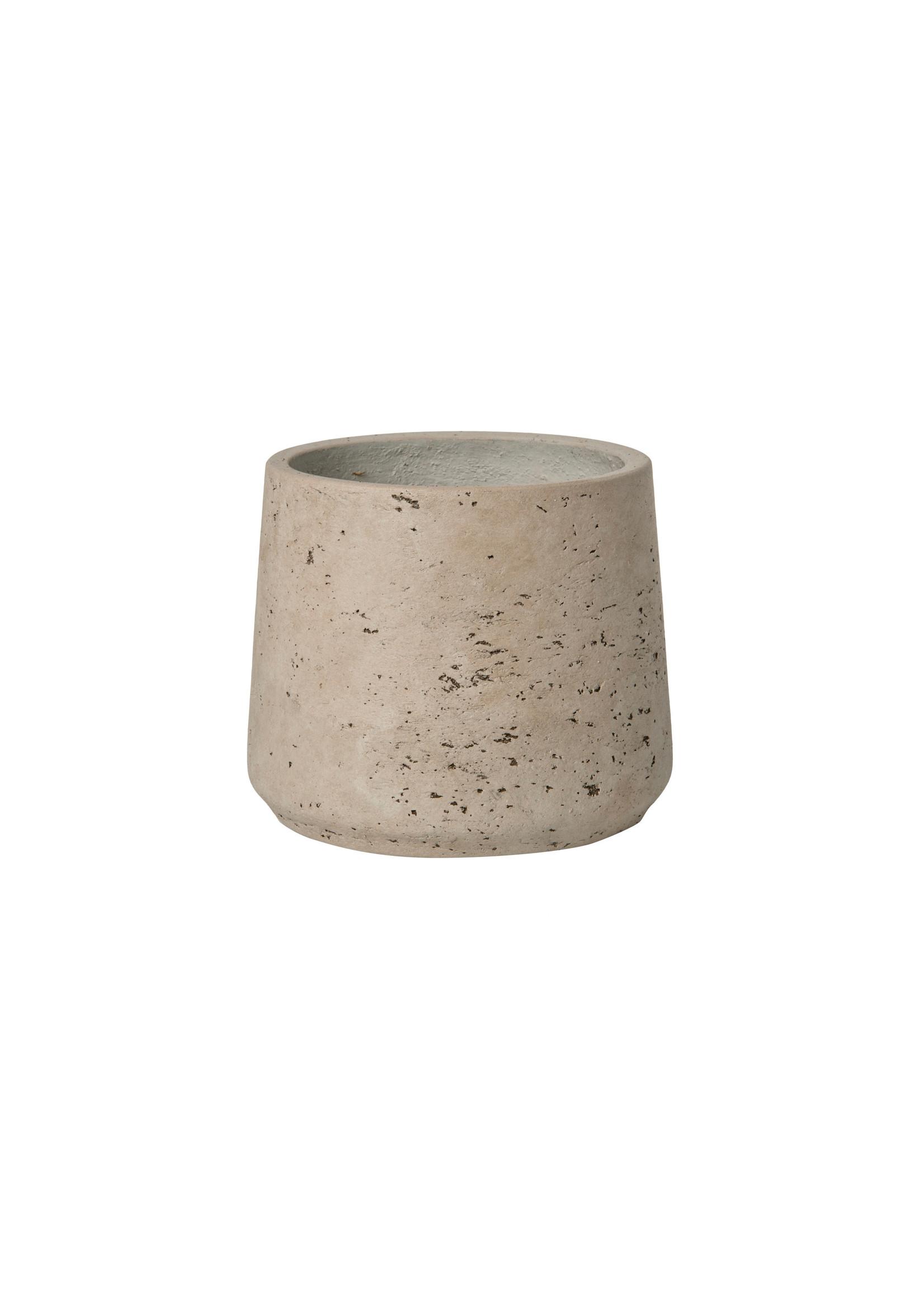 Potterypots Patt M Grey Washed