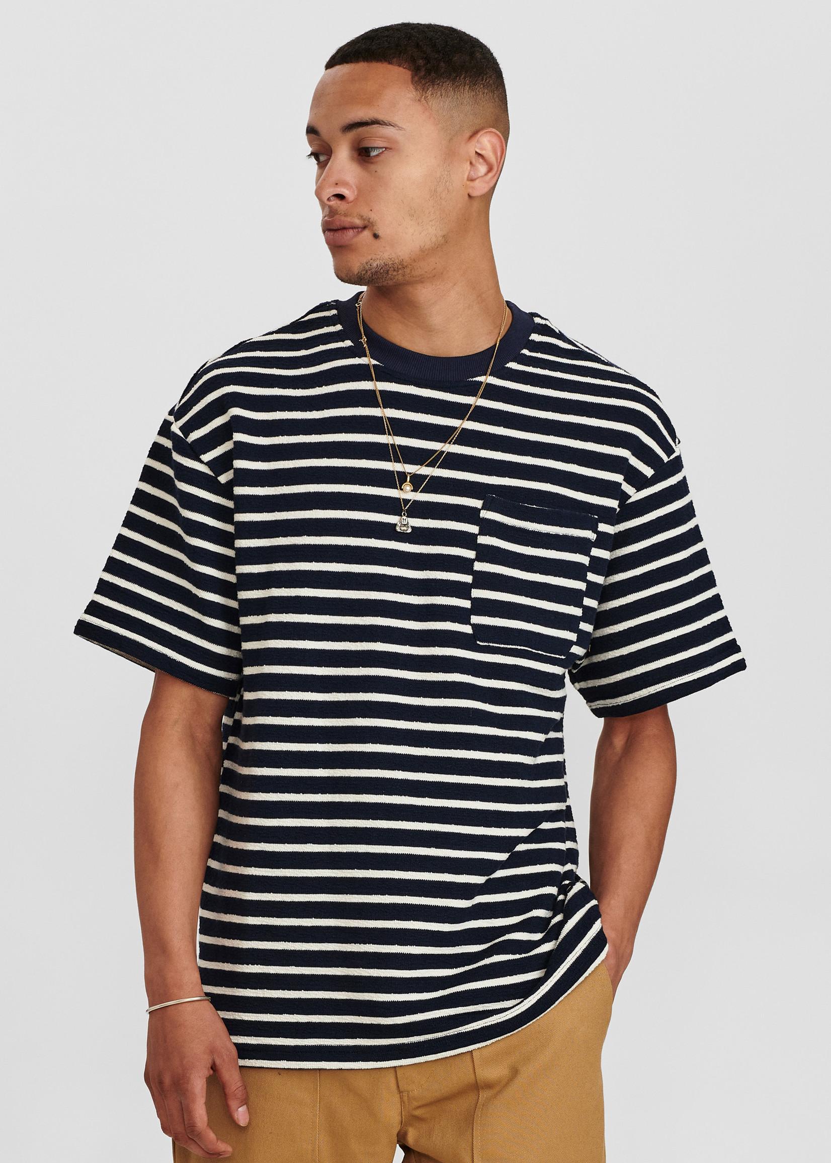 Anerkjendt Akholger Stripe T-Shirt