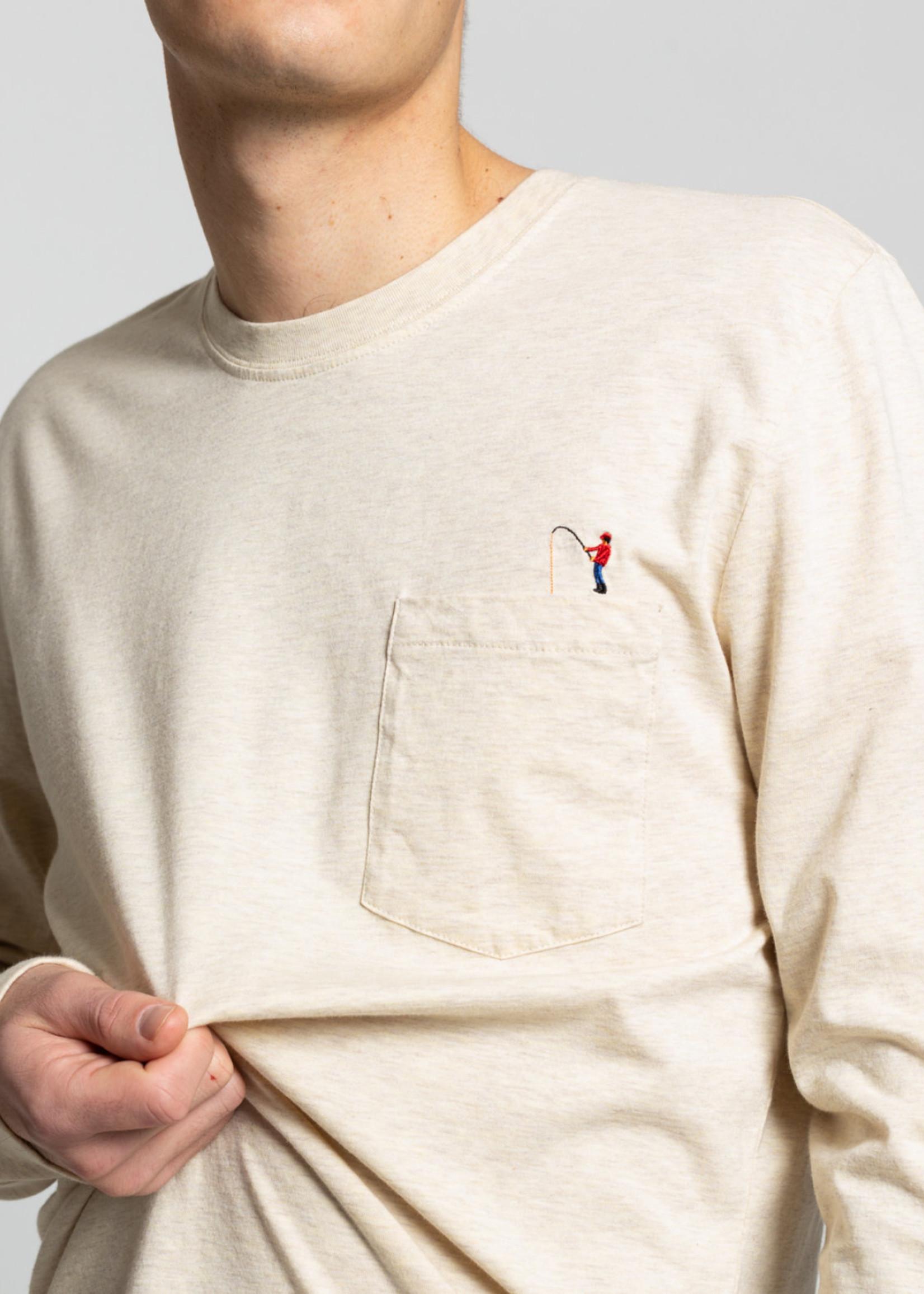 Revolution 1240 FIS Long-sleeved Pocket T-Shirt