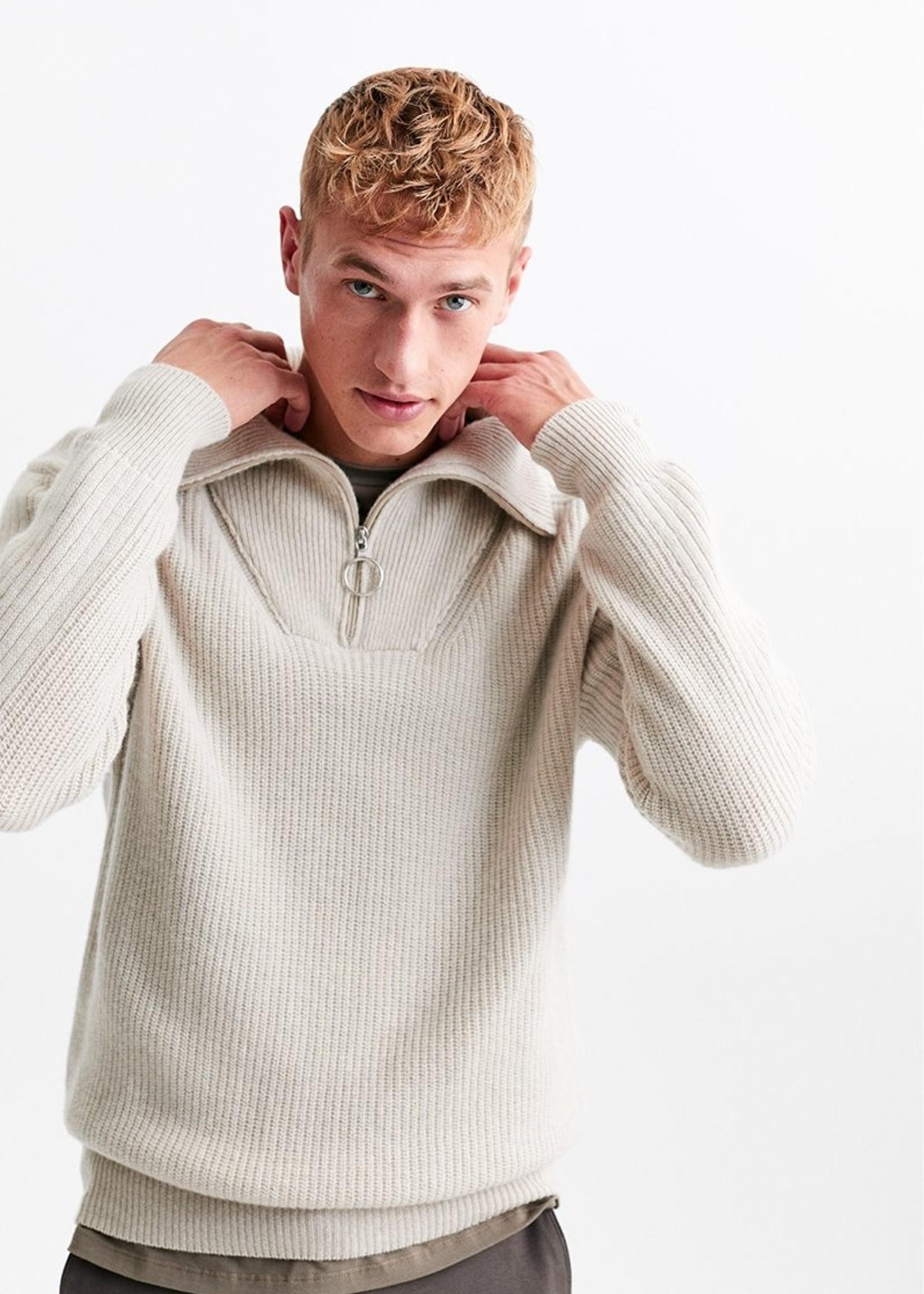 The GoodPeople Kzip Knit