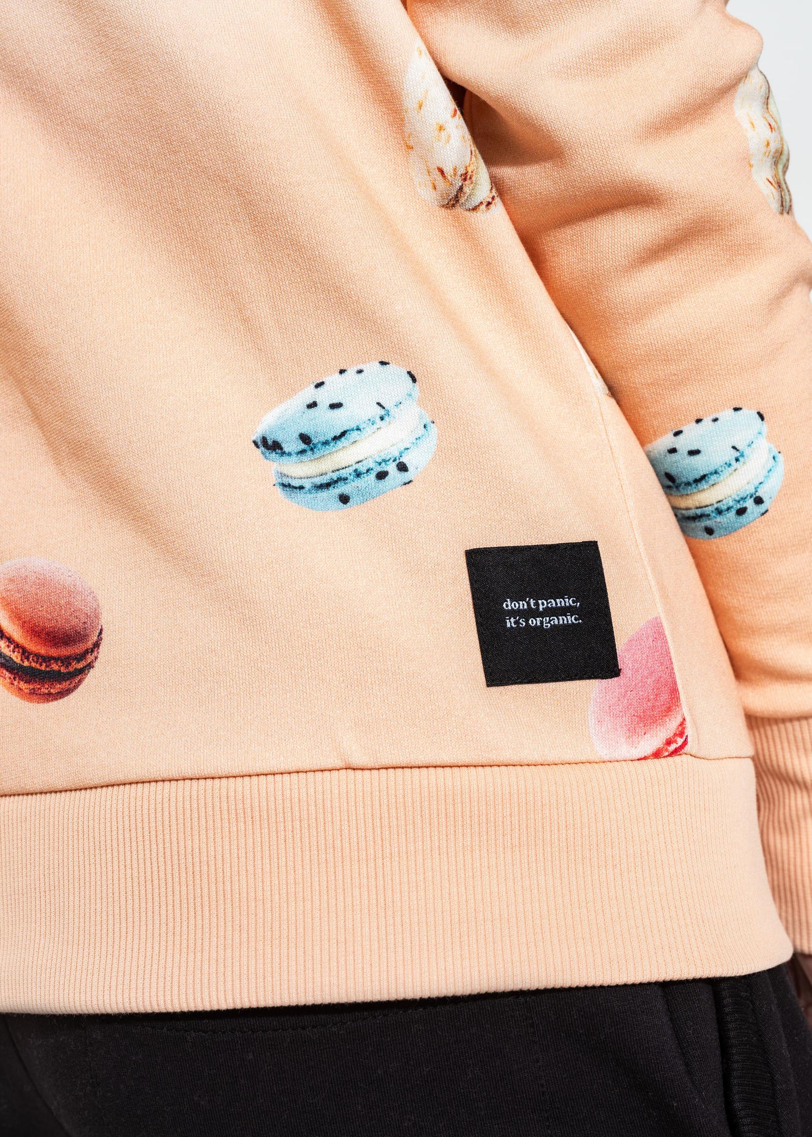 Snurk Macarons Pink Hoodie