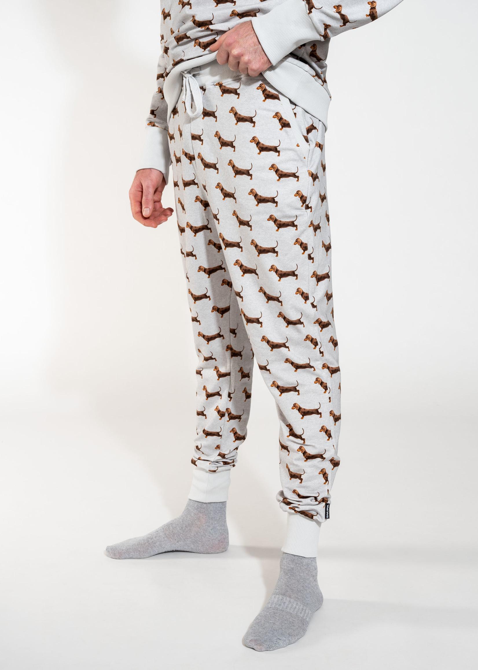 Snurk James Grey Pants
