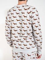 Snurk James Grey Sweater