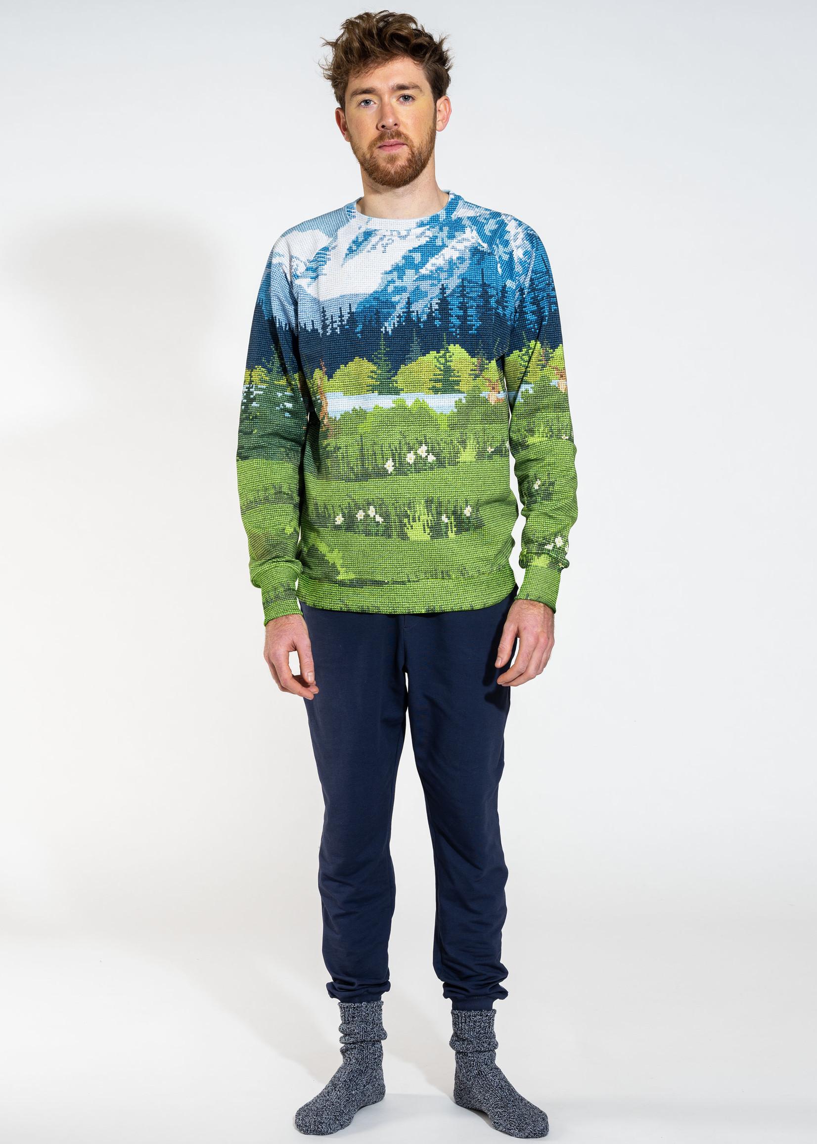Snurk Across the Alps Sweater