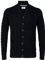 Anerkjendt Akskjold Melange Cardigan Knit