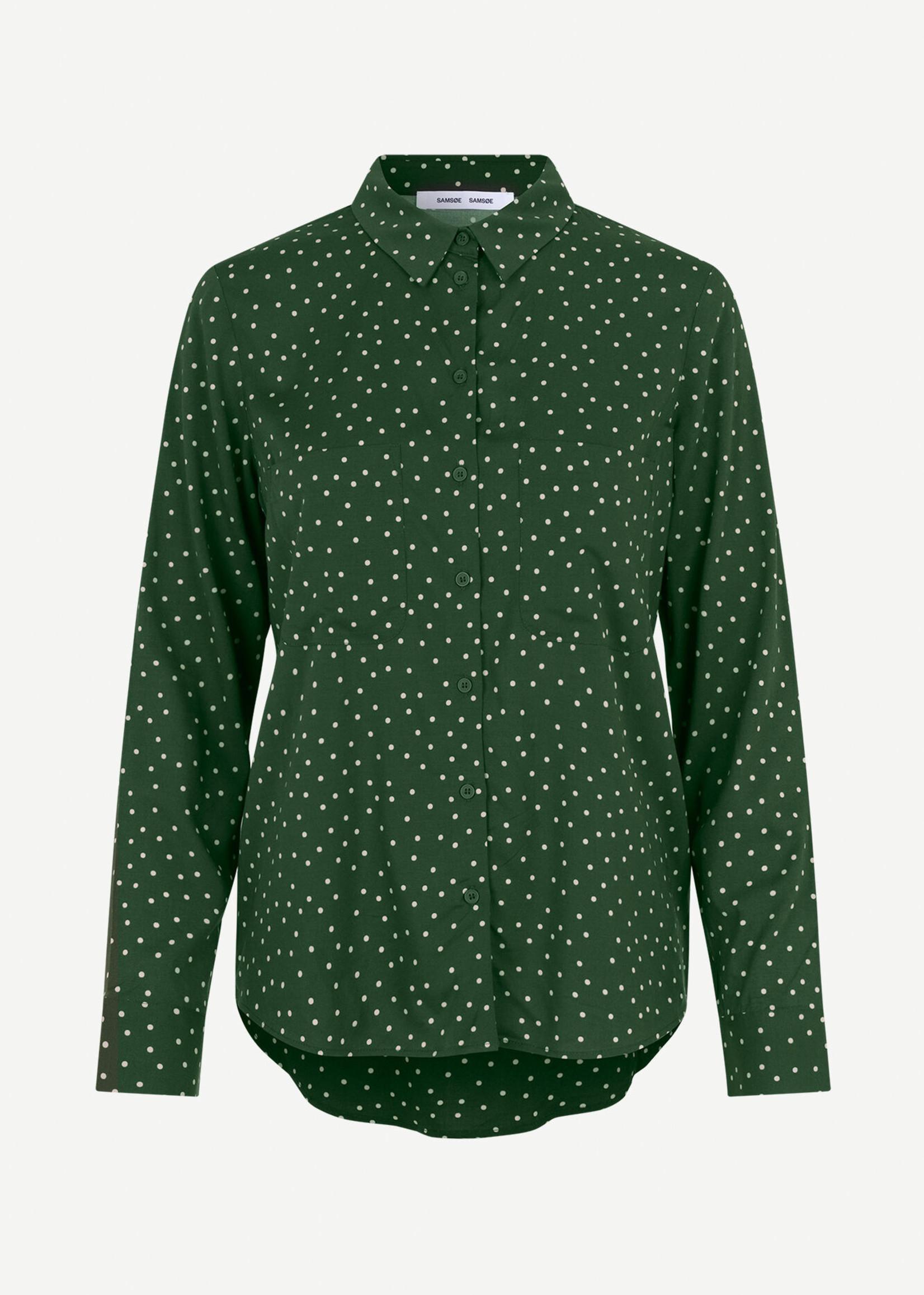 Samsoe & Samsoe Milly Shirt aop 9942