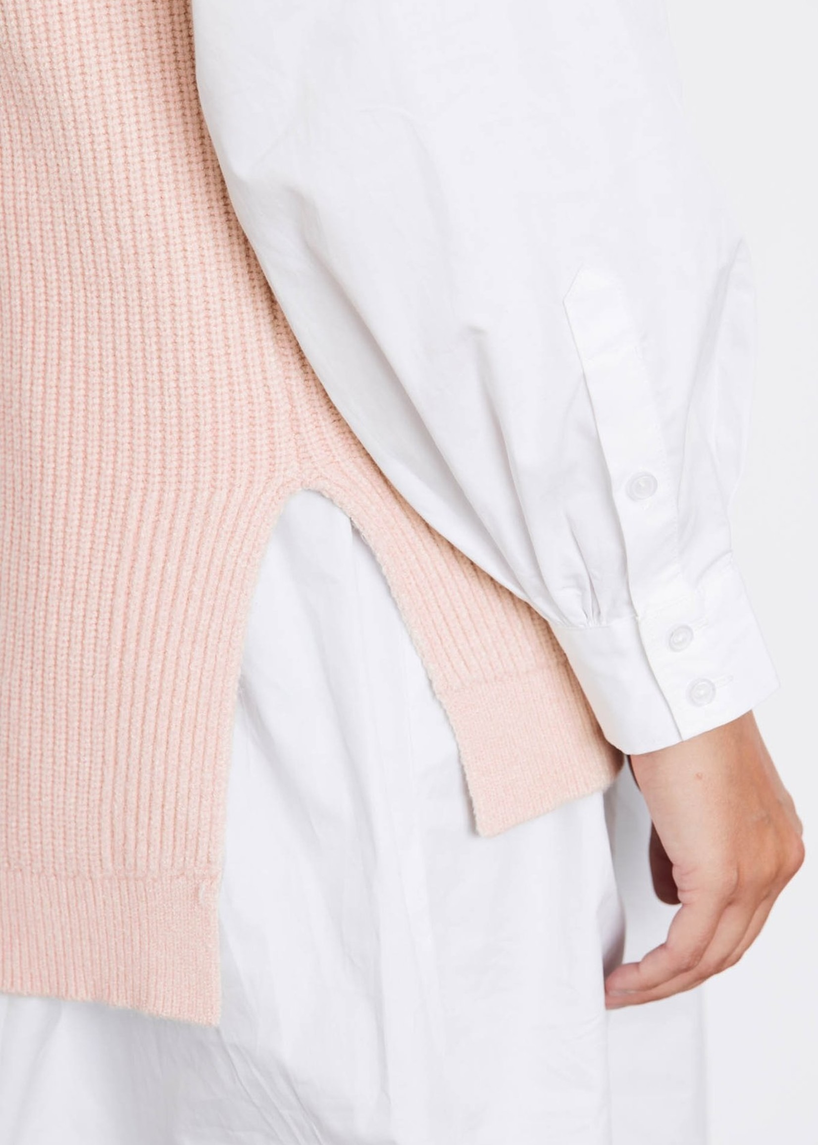 Soft Rebels SRJenny Zip Vest Knit