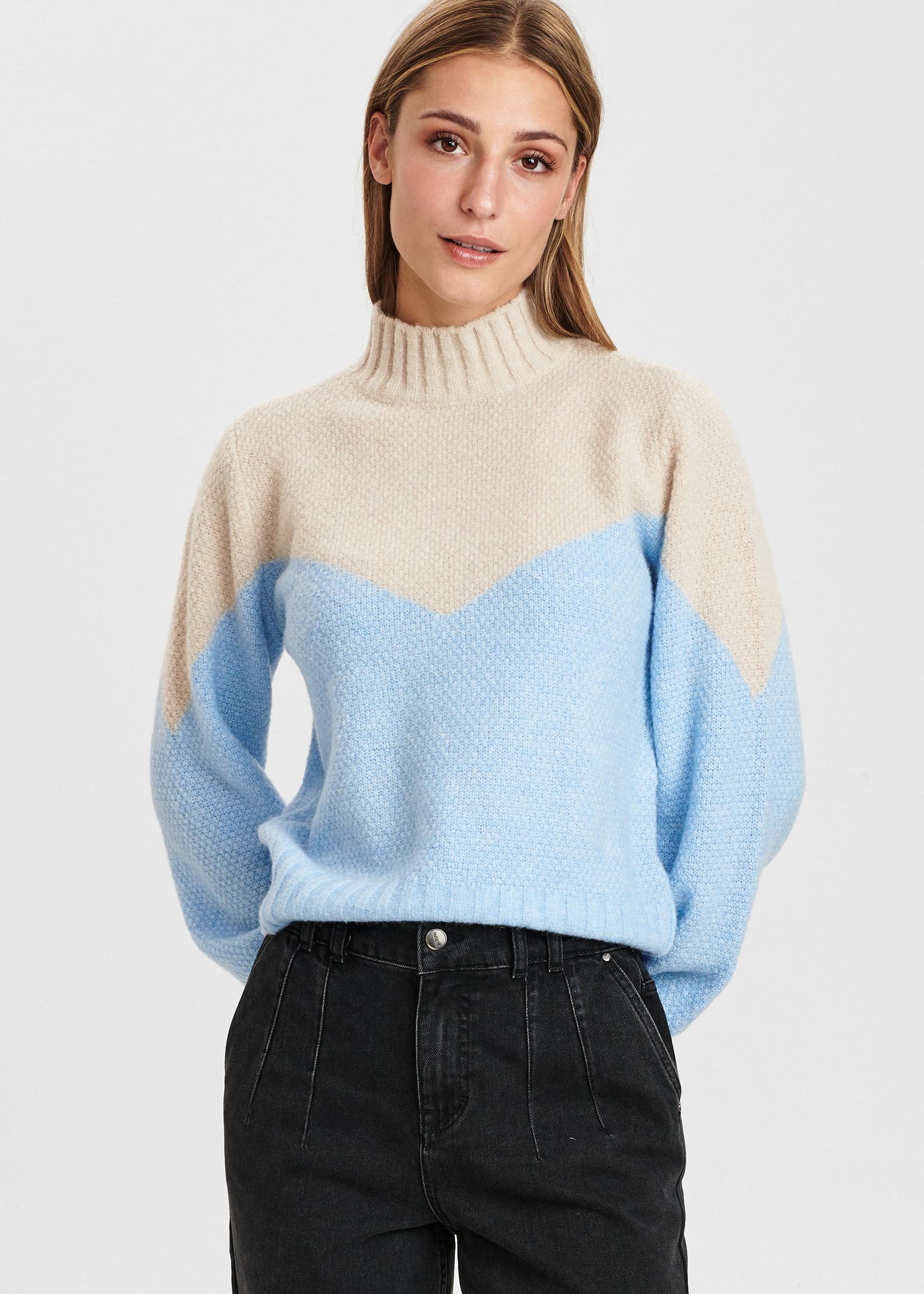 Numph Nucalypso Pullover LS