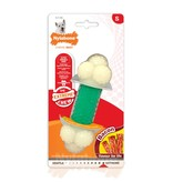 Nylabone Power Chew Double Action met Baconsmaak maat S
