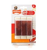 Nylabone Power Chew 3-Rib Bone maat M