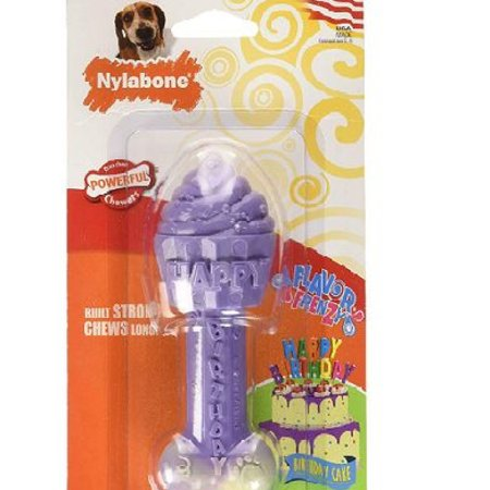 Nylabone Power Chew Happy Birthday maat M
