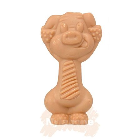 Nylabone Power Chew Pig   Bacon  maat L