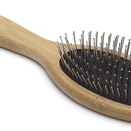 Mikki Bamboo Ball Pin Brush - Small