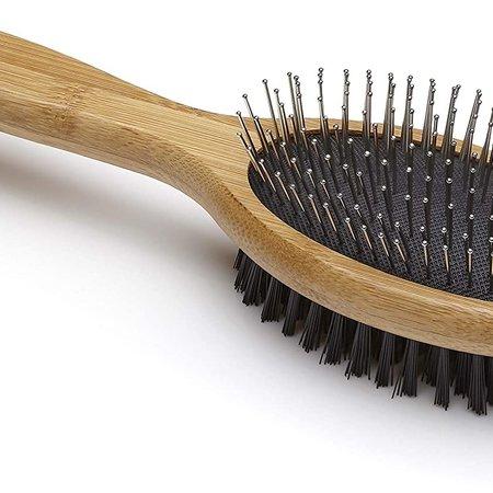 Mikki Bamboo Combi Brush - Large