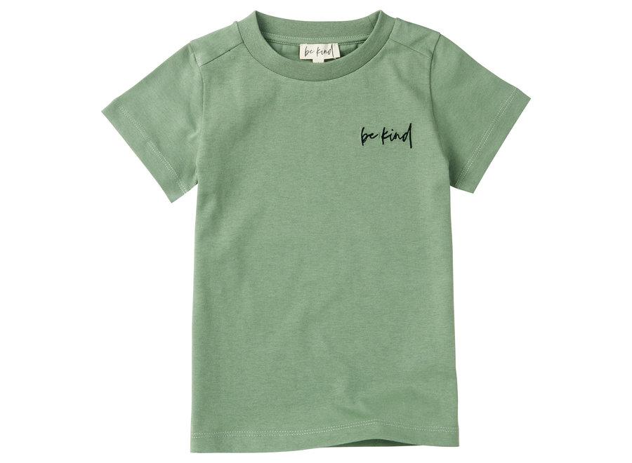 Think Green - T-shirt