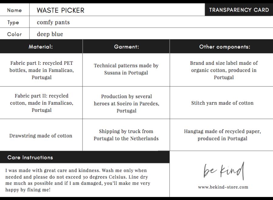 Waste Picker - Joggingbroek