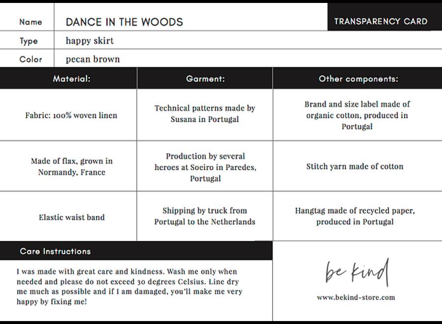 Dance in the Woods - Rokje