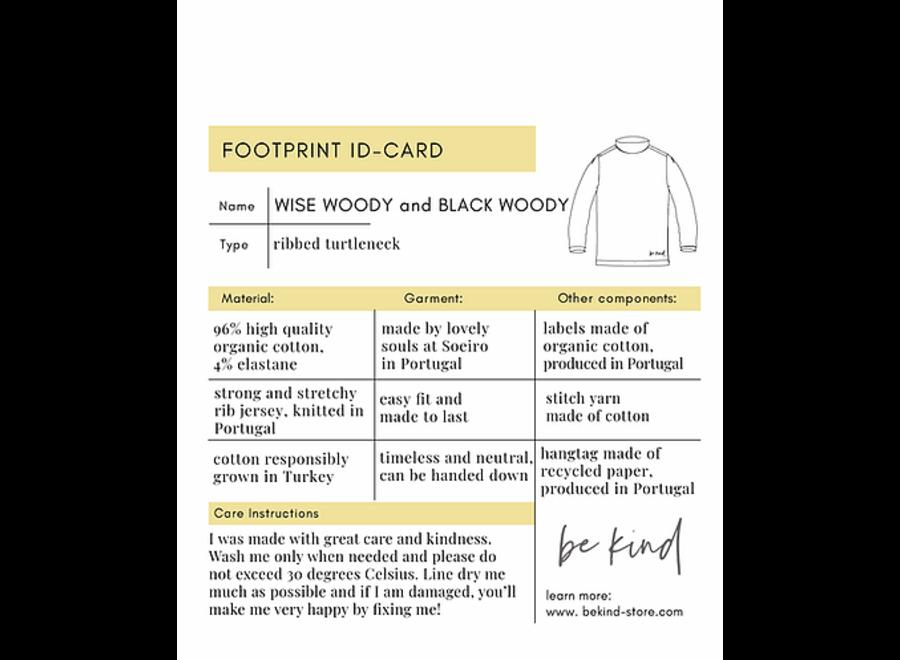 Black Woody - Rib Coltrui