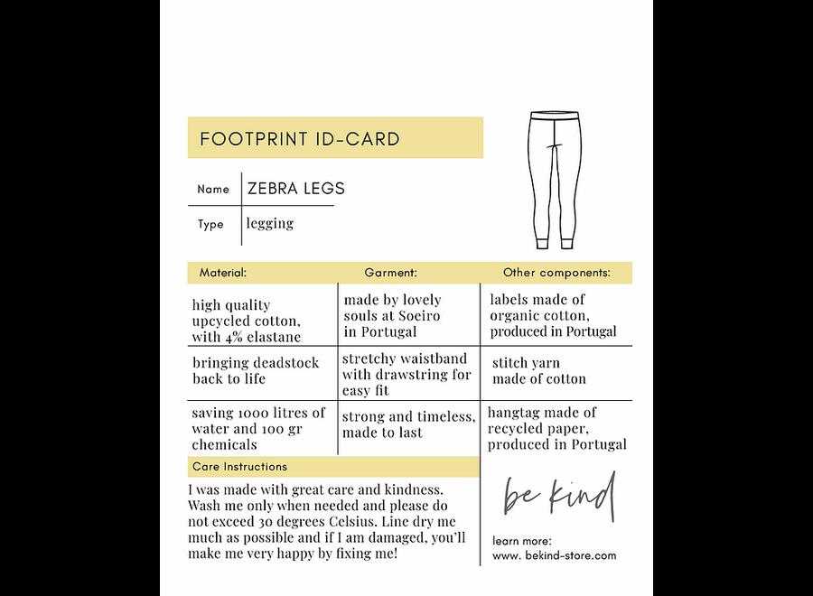 Zebra Legs - Legging