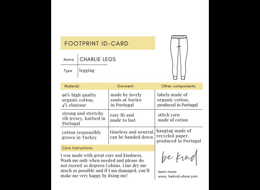 Charlie Legs - Legging