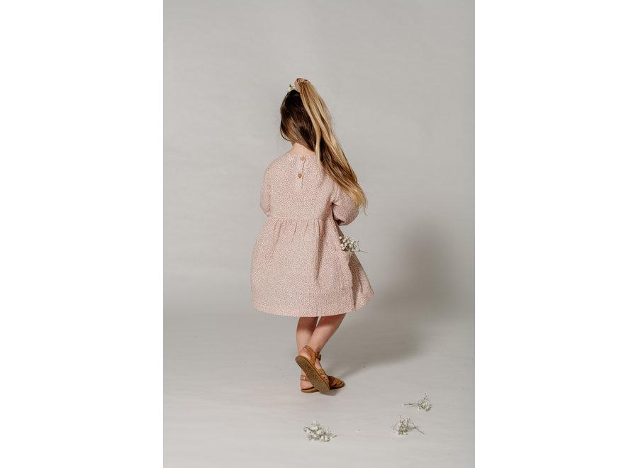 Doris Dress Flowers - Jurkje