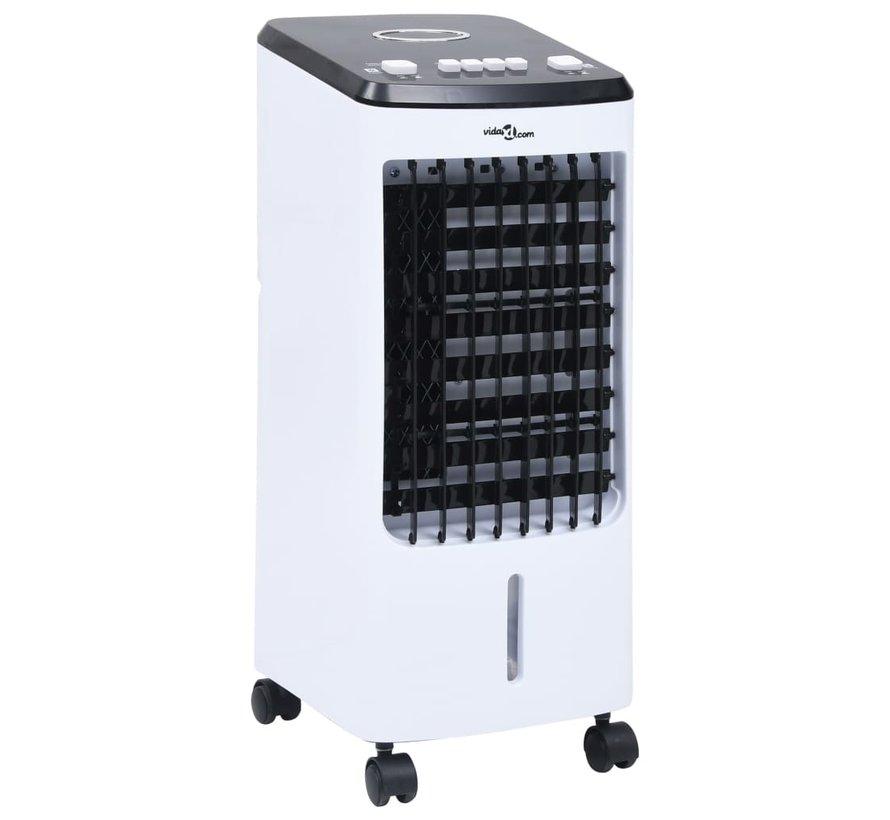 2-in-1 Mobiler Luftkühler Luftbefeuchter 80 W