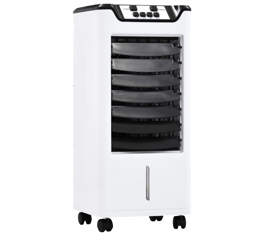 3-in-1 Mobiler Luftkühler Luftbefeuchter Luftreiniger 60 W