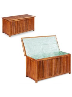 Gartenbox 150×50×58 cm Massivholz Akazie