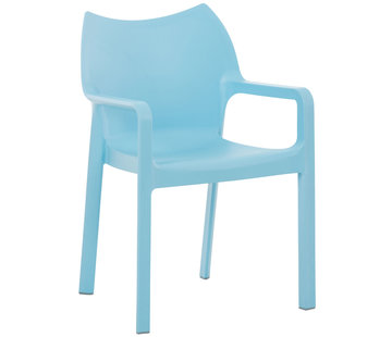 Stuhl DIVA Kunststoff