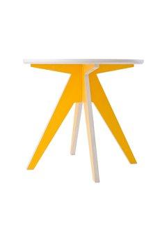 Runder Esstisch - ab 85 bis 125 cm ARTRA