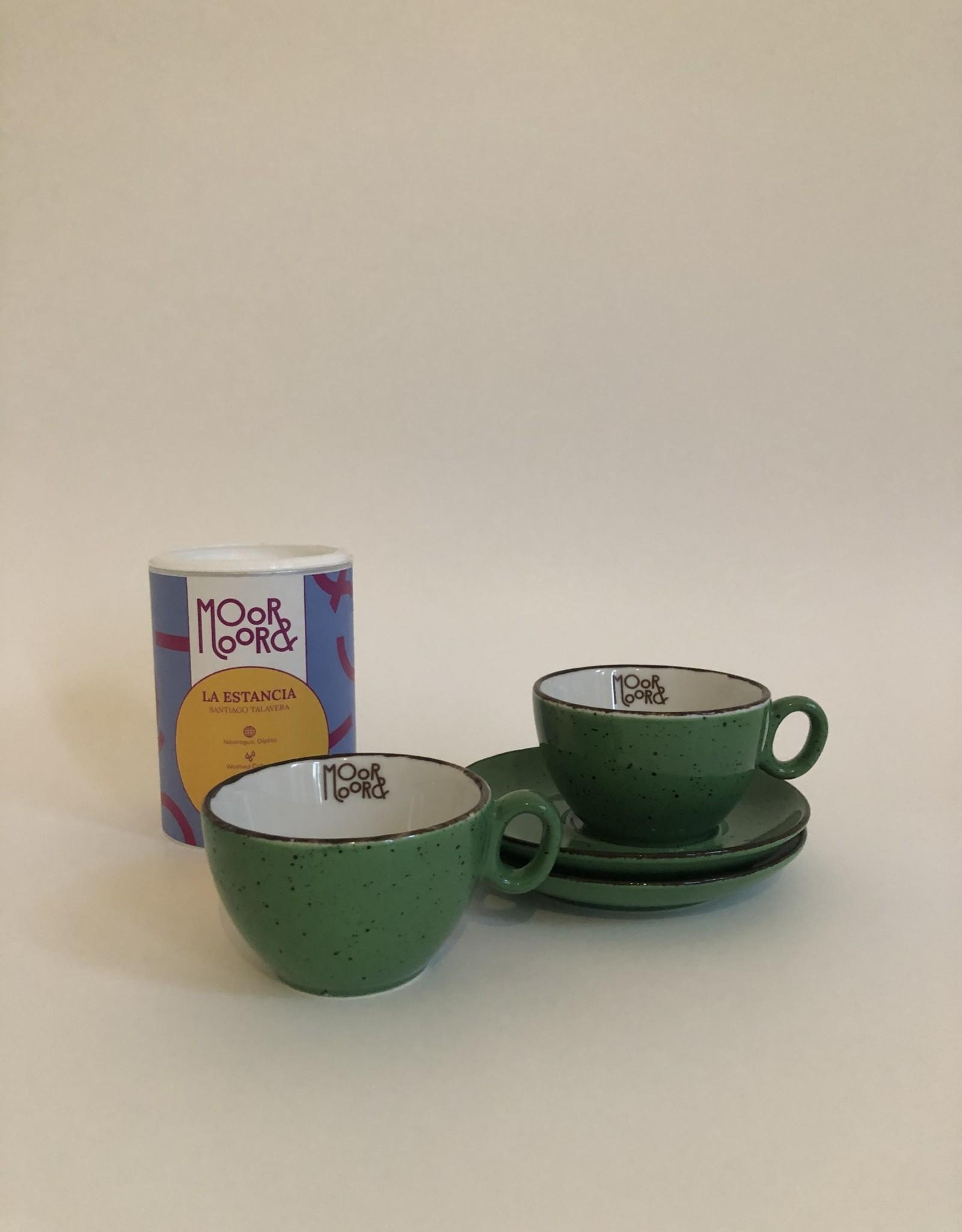 Latte (tas&bord) - Duo