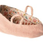 MAILEG Maileg Carry Cot, miste rose