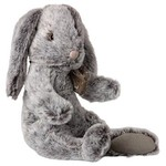 Maileg Maileg Fluffy Bunny Large Grey