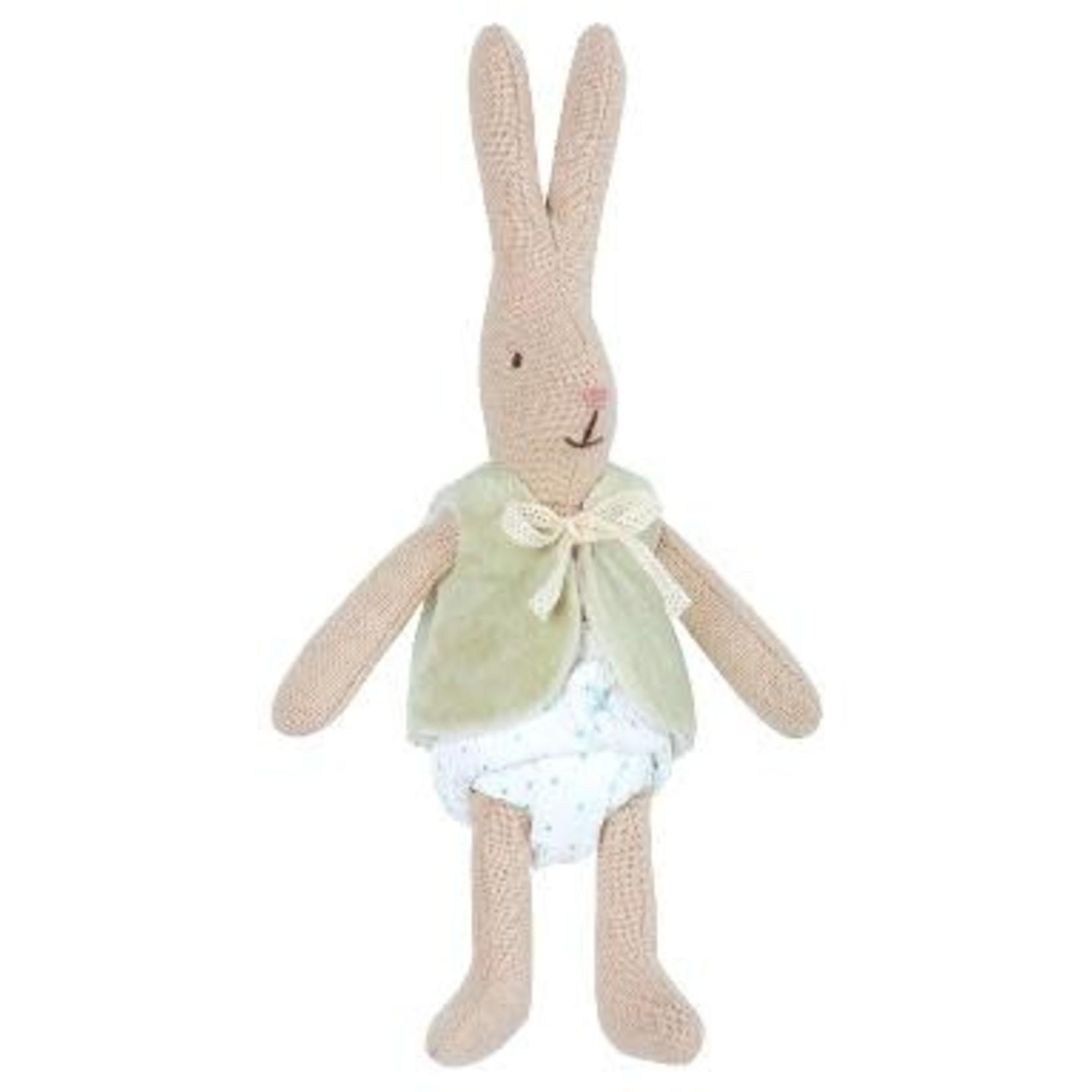 MAILEG Maileg Micro Rabbit with Vest